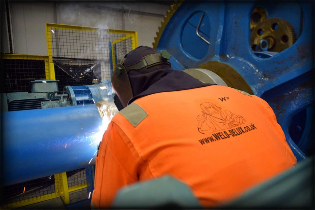 Mobile welding services in Aberdeen